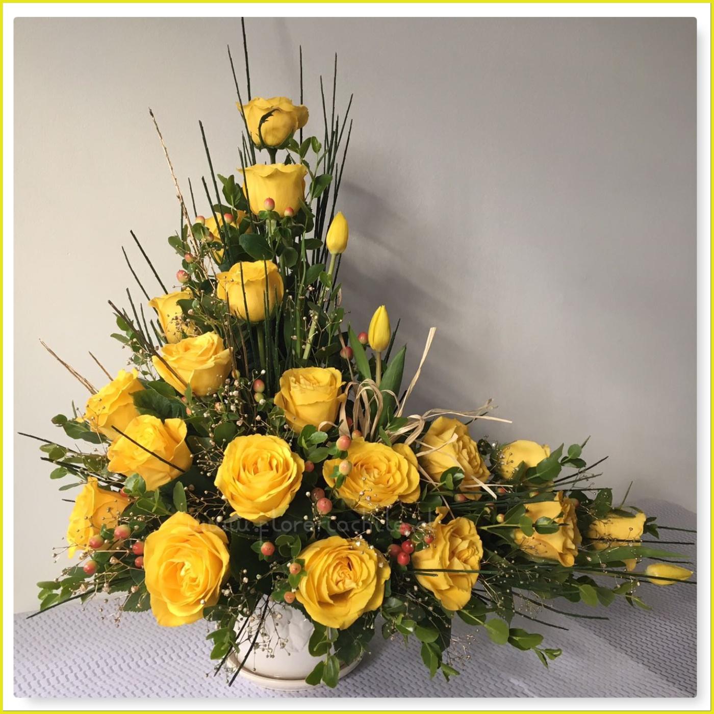 Arreglo Floral 20 Rosas Importadas